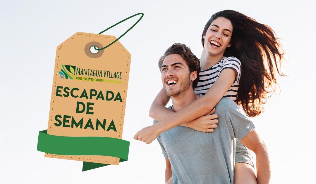 ESCAPADA DE SEMANA