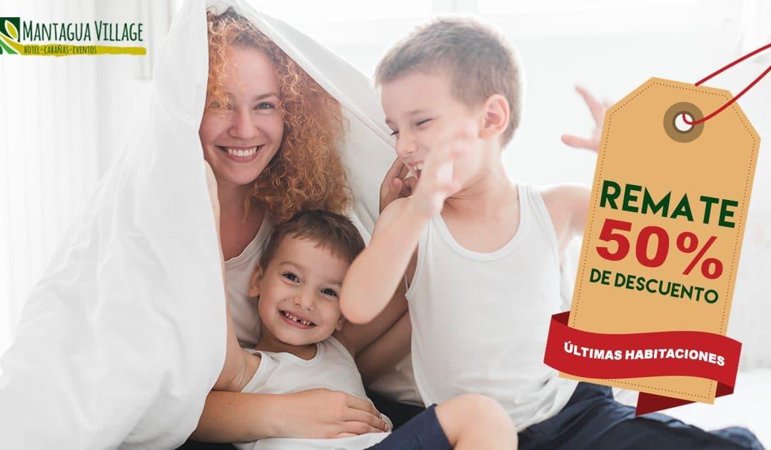 REMATE VACACIONES DE INVIERNO 2019
