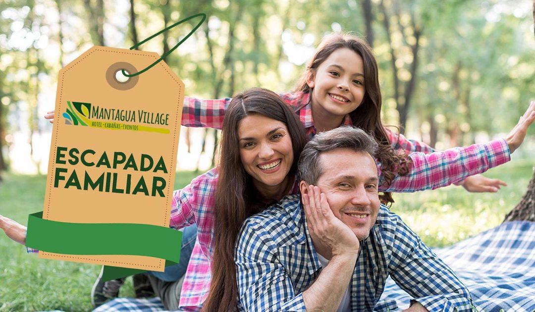ESCAPADA FAMILIAR DE SEMANA