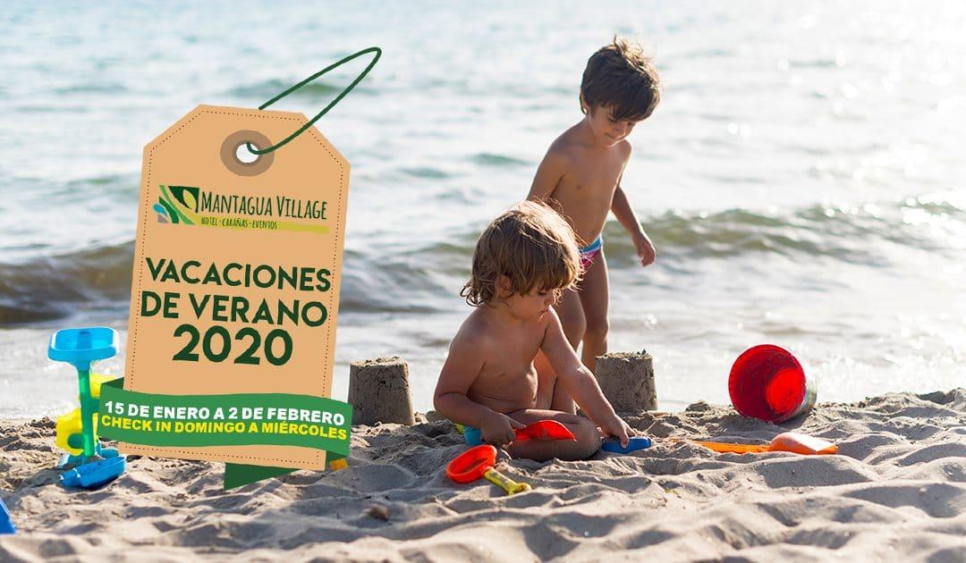 VACACIONES DE VERANO 2020
