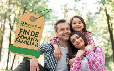 FIN DE SEMANA FAMILIAR