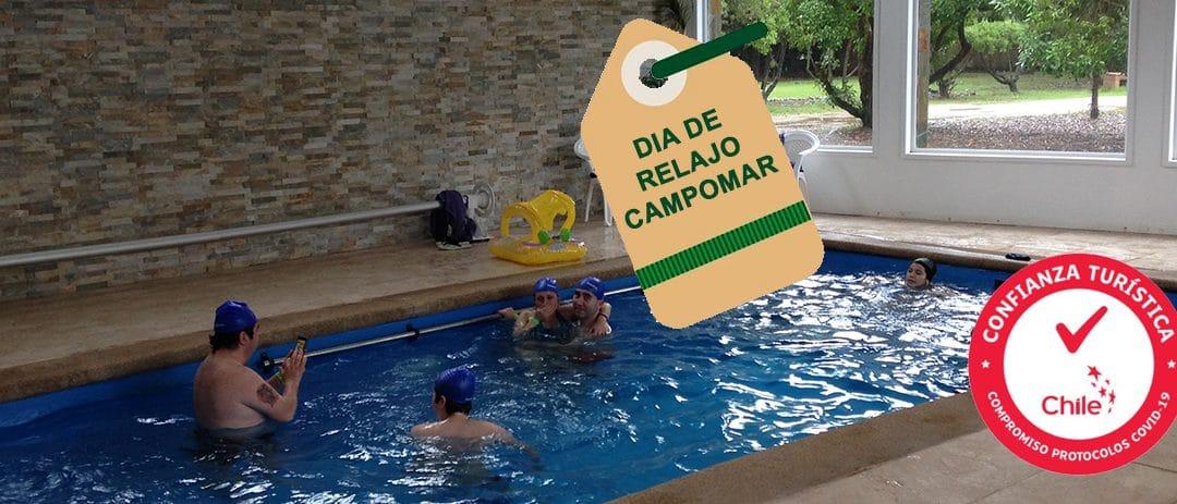 DÍA DE RELAJO CAMPOMAR